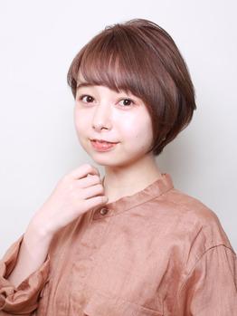 冬でも人気☆ショートヘア☆の画像