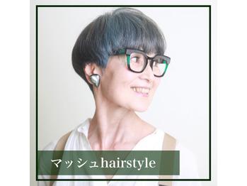 大人女性のhairstyleの画像